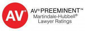 AV Preeminent Rating