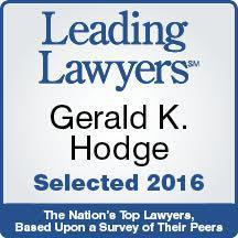 Gerald K. Hodge Leading Lawyers Award