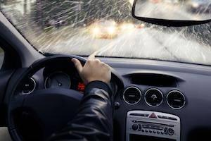 Determining Fault in a Weather-Related Car Accident