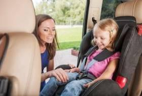 6 Tips for the Proper Use of a Child Safety Seat