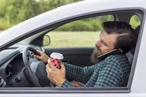 Kane County distracted driving accident lawyer