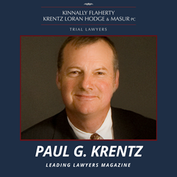 Paul G. Krentz Leading Lawyer